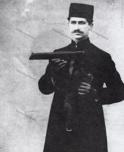 میرزا کوچک خان جنگلی در دوره مشروطیت