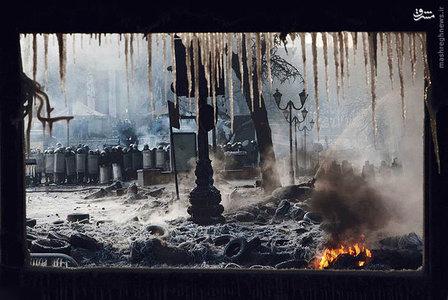 آتش اعتراضات ضد دولتی در