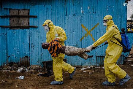 انتقال کودک مبتلا به ابولا به قرنطینه در