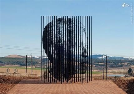 آفریقای جنوبی؛ نلسون ماندلا