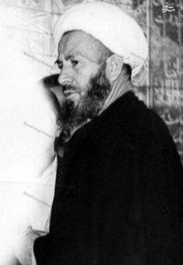 شهید آیت الله حاج شیخ حسین غفاری آذرشهری