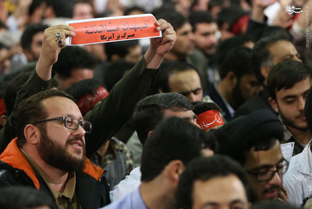 عکس/ دیدار هزاران نفر از مردم قم با رهبر معظم انقلاب