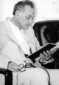 استاد سید جعفر شهیدی