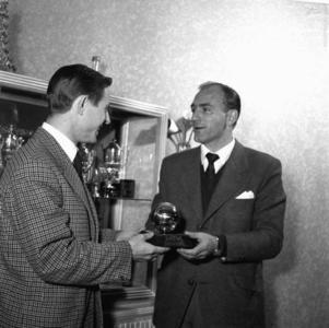 1957 - آلفردو دی استفانو