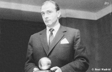 1959 - آلفردو دی استفانو