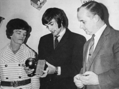 1968 - جورج بست