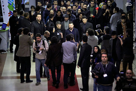 حاشیه?های پنجمین روز جشنواره فیلم فجر