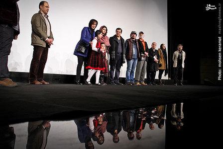 عوامل فیلم سینمایی جامه دران