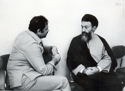 شهید آیت الله محمد حسین بهشتی