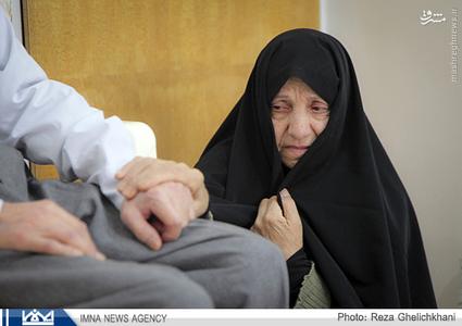 مادر چه مسئوليت سختي دارد؛محسن گفته گريه نكن دشمن خوشحال مي شود