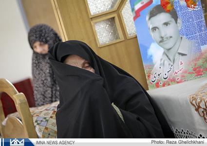 مادر به محسن قول داده گريه اش را كسي نبيند...