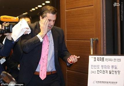 عکس سیاسی عکس سفیر آمریکا عکس حمله به آمریکا عکس آمریکا