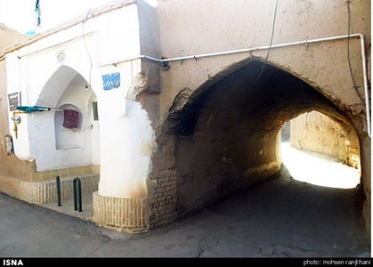 resized 941846 781 کوچکترین مسجد ایران چه شکلی است؟