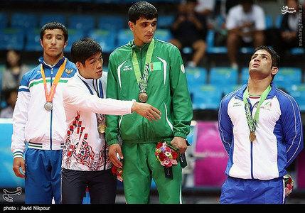 درخشش ورزشکاران ایرانی در بازیهای آسیایی اینچئون