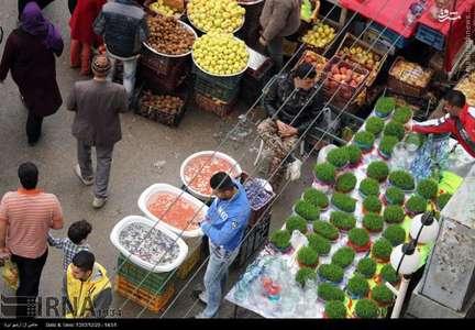 الگوی جدید خرید شب عید در بازارهای مازندران