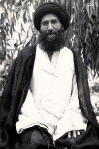 آیت الله العظمی سیدمحمدرضا گلپایگانی در دوران میانسالی