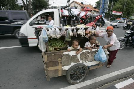 سورابایا، اندونزی؛ 29880 توقف و حرکت