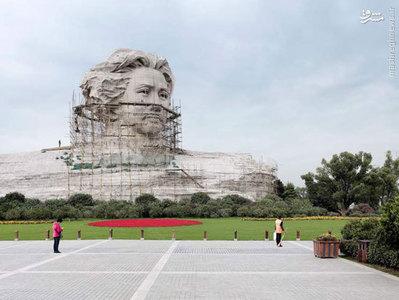 مائو زدانگ، 32 متر، ساخته شده در سال 2009، چانگشا، چین