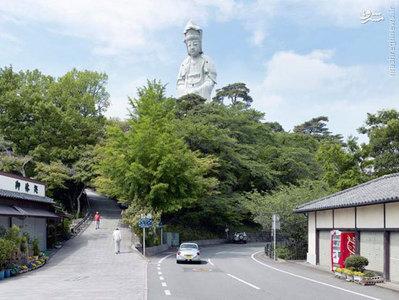 بیاکوی بزرگ، 43 متر، ساخته شده در سال 1936، تاکازاکی، ژاپن