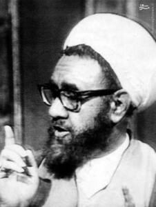 استاد شهید آیت الله مطهری دریک گفت وشنود تلویزیونی در باره مفهوم جمهوری اسلامی، دو هفته قبل از شهادت