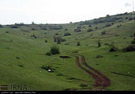 عکس طبیعت اردبیل