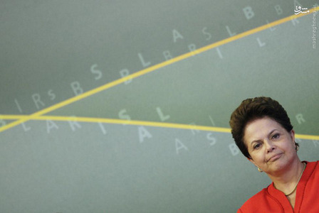 7-  دیلما روسف، رییسجمهوری برزیل