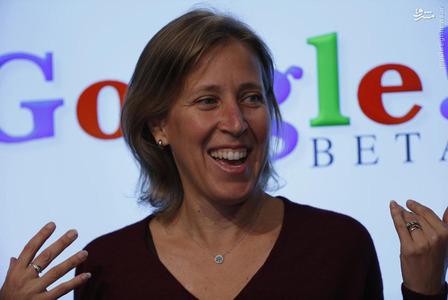 9- سوزان ووجیکی مدیرعامل یوتیوب