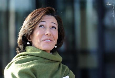 18-  آنا پاتریشیا بوتین، مدیرعامل شرکت سانتادر انگلیس