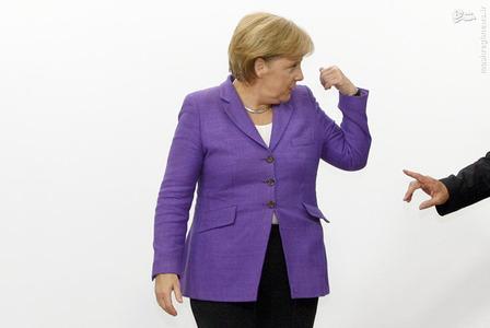1- آنگلا مرکل صدراعظم آلمان