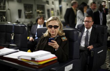 2- هیلاری کیلینتون، وزیرخارجه سابق امریکا