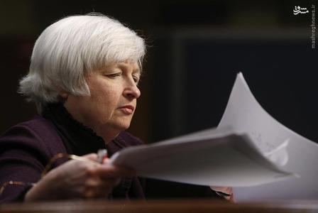 4- جانت یلن، رییس صندوق ذخیره فدرال یا همان بانک مرکزی آمریکا