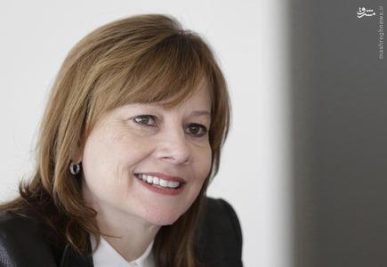 5- ماری بارا، مدیرعامل جنرال موتورز