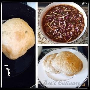 صبحانه در هند _  در هند بیشتر مردم Choley puri برای صبحانه میل میکنند که مخلوطی از نخود پخته و نان روغنی است.