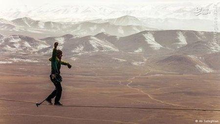 مد شدن یک ورزش تازه در ایران +تصاویر