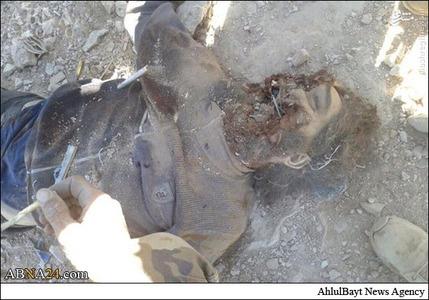 عکس: ضربه مهلک حزبالله به داعش