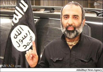 ابوعبد العزیز الفلسطینی عضو فلسطینی داعش