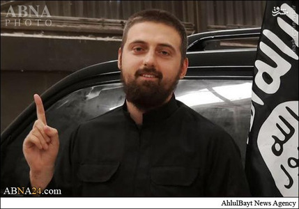ابو ابراهیم الآلمانی عضو آلمانی داعش