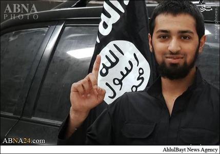 ابو یوسف البریطانی عضو انگلیسی داعش