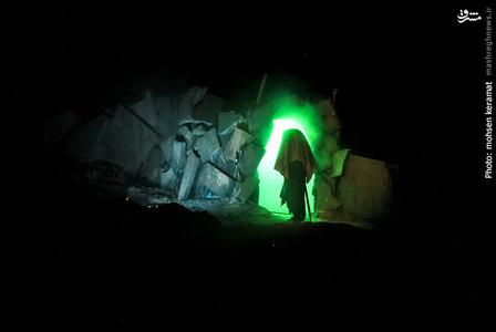 لحظه به بعثت رسیدن حضرت محمد(ص) در غار حرا