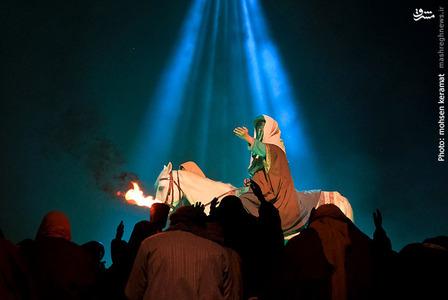 آخرین سخنان امام حسین(ع)در شب عاشورا با یاران