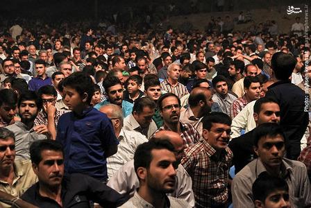 استقبال پر شور مردم تهران از نمایش فصل شیدائی