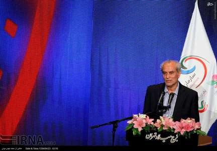 سخنرانی نصر الله سجادی در مراسم قرعه کشی لیگ برتر