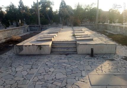 مقبره شهدای 30 تیر 1331 در قبرستان ابن بابویه شهرری