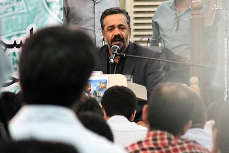 مداحی محمود کریمی در بزرگداشت شهید «ابو منتظر المحمداوی» مسئول عملیات سپاه بدر عراق