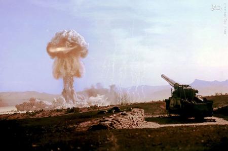 عملیات Upshot-Knothole Grable، آزمایش انجام شده توسط ارتش امریکا در نوادا در May 25، 1953. شلیک گلوله 280mm هسته ای توسط توپ M65 به فاصلهی 9656 متری و انفجار در هوا، در حدود150 متر بالاتر از سطح زمین ، با یک نتیجه انفجار 15 هزار تنی.