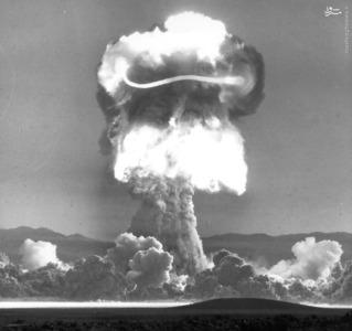 حلقه آتش پریسیلا در 24 ژوئن 1957، به عنوان بخشی از سری عملیات Plumbbob