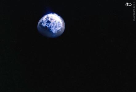 نمایی از عملیات Fishbowl Bluegill، این تصویری است از یک انفجار 400 هزارتنی در اتمسفر زمین و 50 کیلومتری بالای اقیانوس آرام است . در اکتبر سال 1962.