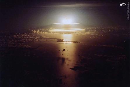 ابر قارچی در آزمایش انفجار Yeso، بخشی از عملیات Dominic، یکی از بیش از 100 آزمایش هسته ای انجام شده در نوادا و اقیانوسیه در سال 1962.