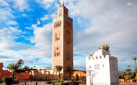 25. مسجد کتیبه در مراکش