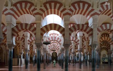 24. مسجد کوردوبا در اسپانیا